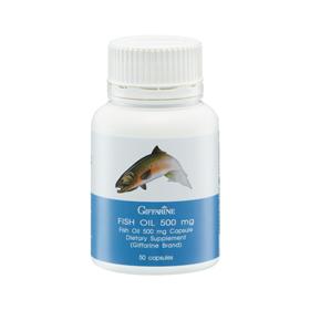 น้ำมันปลา (ขนาด 500 มก. บรรจุ 50 แคปซูล)