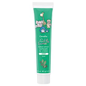 ยาสีฟันสูตรผสมสมุนไพร กิฟฟี่ ฟาร์ม กลิ่น มิ้นท์